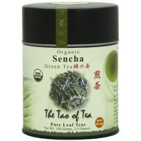 The Tao of Tea, Sencha Green Tea, Loose Leaf, 3.5 Ounce Tin
