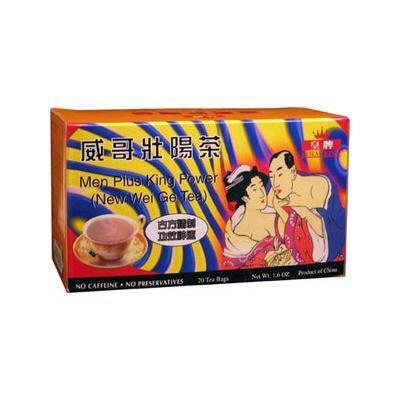 Men Plus King Power Tea (20 tea bags) - 6 boxes