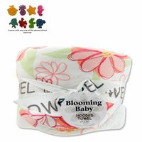 BOUQUET HOODED TOWEL - HULA BABY WITH FREE PURCHASECORNER TOY