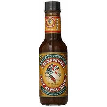 Pickapeppa Mango Sauce, Hot, 5 Ounce