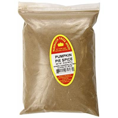 Marshalls Creek Spices X-Large Refill Pumpkin Pie Spice, 16 Ounce