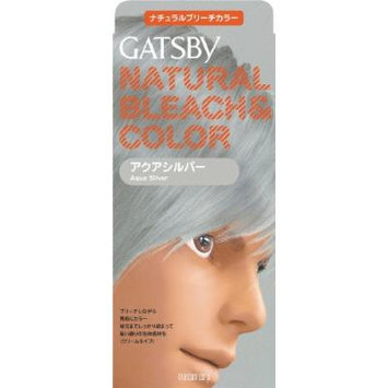 Mandom Gatsby Natural Bleach Color Aqua Silver