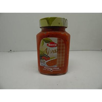 Sera Turkish Mild Ajvar Vegetable Spread 24.33oz (690g)