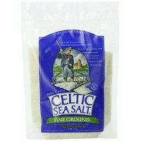 Celtic Sea Salt®, Fine Ground, 8 Ounce Resealable Bag, PACK OF 6
