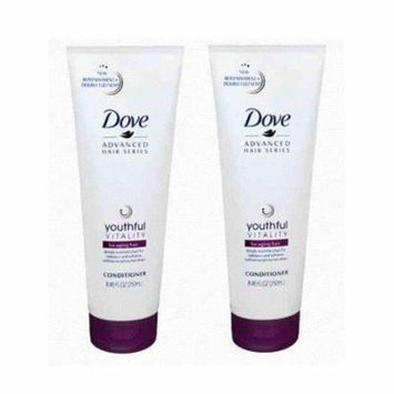 Dove Conditioner, Youthful Vitality, 8.45 Fl. Oz. (Pack of 2)