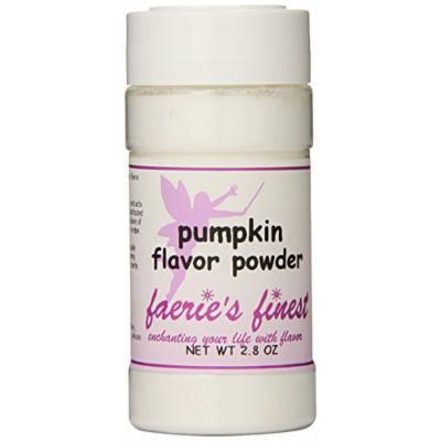 Faeries Finest Flavor Powder, Pumpkin, 2.80 Ounce