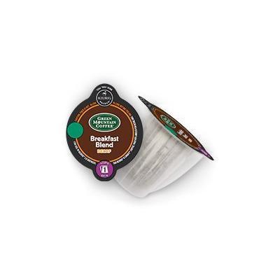 Keurig 2.0 Green Mountain Breakfast Blend Decaf Coffee , K-Carafe Packs (8)