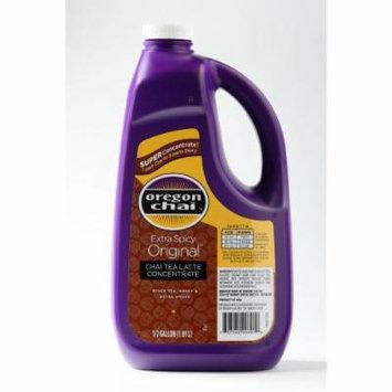 Oregon Chai Extra Spicy Chai Super Concentrate 64 oz. Bottle