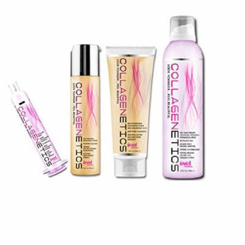 Devoted Creations COLLAGENETICS 4 Piece Set - 4-Step Skin Care System