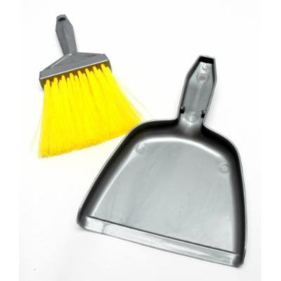 Mr. Clean Mini-Sweep Compact Dustpan And Brush Set, 2-Pack