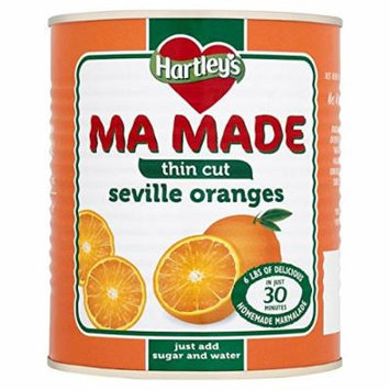 Hartleys Orange Mamade Thin Cut Orange Marmalade Mix 850g