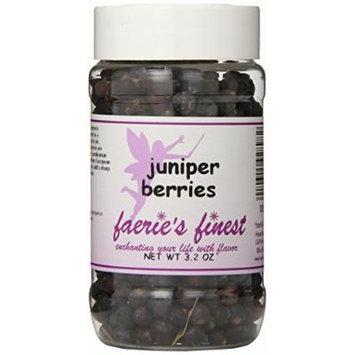 Faeries Finest Juniper Berries, 3.20 Ounce