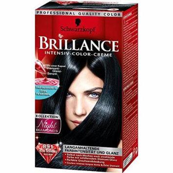 Brillance Intensive Color Creme 891 Blue Black