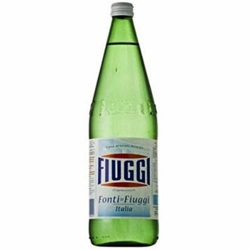 Fiuggi Still Natural Water Case of 12 Glass Bottles