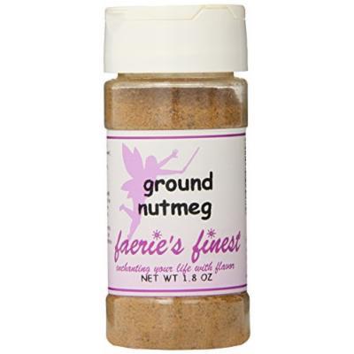 Faeries Finest Ground Nutmeg, 1.80 Ounce