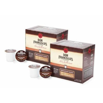 Don Francisco Family Reserve Single Serve Coffee, Breakfast Blend, 36 Count