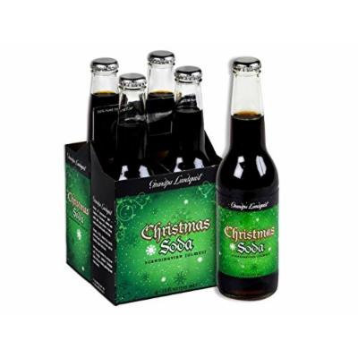Grandpa Lundquist Christmas Soda