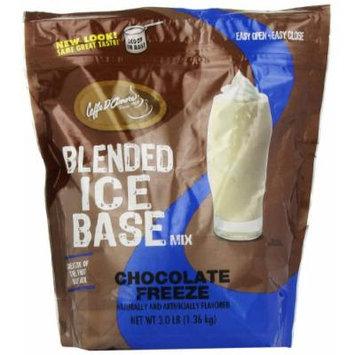 Frappe Freeze Creamy Base Mix, Chocolate Freeze, 3-Pound