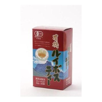 Tea Bags of Organic Rooibos Tea From 4g X 24 Bags, From Kyoto