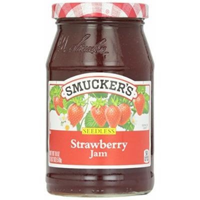 Smucker's Seedless Strawberry Jam - 18 oz