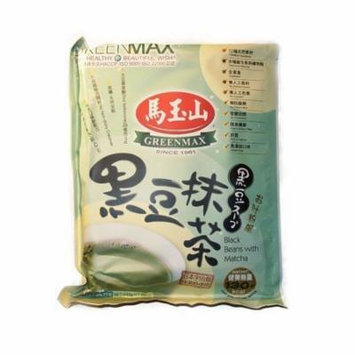 GreenMax (Mayushan) Black Soybean With Matcha 14.7 Oz