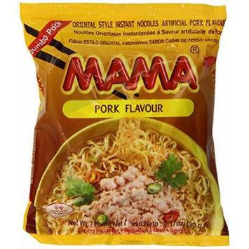 Mama Instant Noodle Pork Flavor