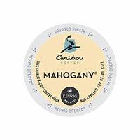 Keurig, Caribou Coffee, Mahogany, K-Cup packs, 48-Count