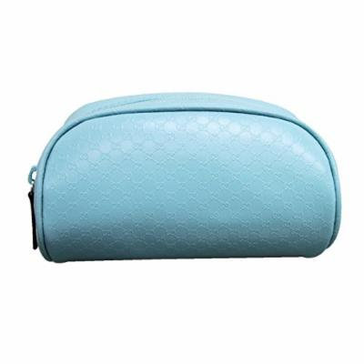 Gucci Blue Makeup Case Cosmetic Bag 277652 3901