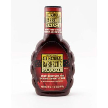Trader Joe's All Natural Barbeque Sauce - 2 Pack