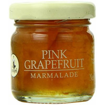 Mrs. Bridges Mini Marmalade, Pink Grapefruit, 1.5 Ounce (Pack of 36)