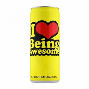 Energy Drink I Heart Being Awesome