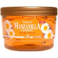 GREAT HAIR CONTROL GRISI CHAMOMILE STYLING GEL MANZANILLA BLONDE