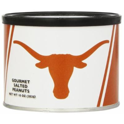 Virginia Diner University of Texas Peanuts, Salted, 10 Ounce