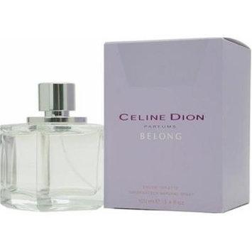 Celine Dion Belong By Celine Dion For Women. Eau De Toilette Spray 3.3 Oz.