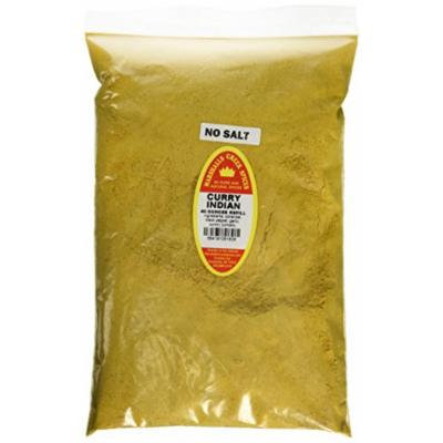 Marshalls Creek Spices Family Size Refill Curry Indian, No Salt, 40 Ounces