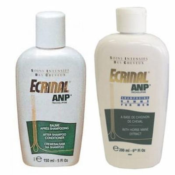 Ecrinal ANP Hair Loss Shampoo for Men and Conditioner Set