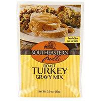 Turkey Gravy Mix ~ 4 (Family Size.) Packs