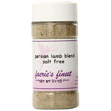 Faeries Finest Persian Lamb Blend, Salt Free, 1.90 Ounce
