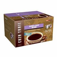 Caza Trail Coffee, Donut Shop Blend, 100 Single Serve Cups