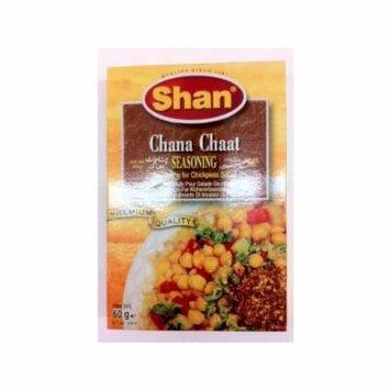 Shan Chana Chaat Seasoning, 2.11 Ounce
