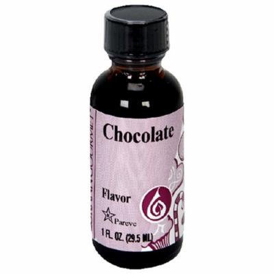 LorAnn Artificial Flavoring Oils, Chocolate Flavoring Oil, 1-Ounce Bottles (Pack of 4)