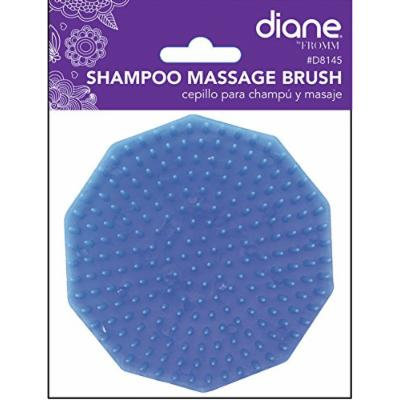 Diane Handheld Shampoo Massage Brush - 12 pieces