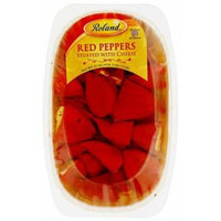 Roland Peppers, Red Stuffed with Cheese, 67 Ounce