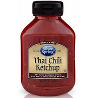 Silver Spring Thai Chili Ketchup, 10.5-Ounce (Pack of 9)