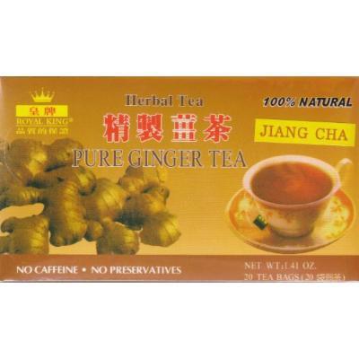 Ginger Tea (20 Tea Bags)
