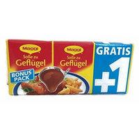 Maggi Delikatess Sosse Sauce Gravy for Poultry Geflugel 3-pack