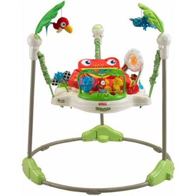 Fisher-Price Rainforest Jumperoo Baby Bouncer.