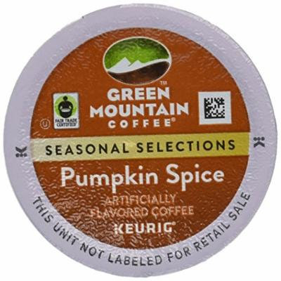Green Mountain Coffee Fair Trade Pumpkin Spice, K-cups for Keurig Brewers, 24-count 8.8 Ounce Box (Pack of 2)