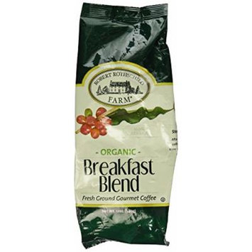 Robert Rothschild Breakfast Blend Organic Ground Gourmet Coffee - 12 oz