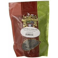 English Tea Store Loose Leaf, Organic Pearl River Green Tea Pouches, 4 Ounce